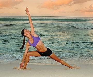Yoga in the B.V.I.